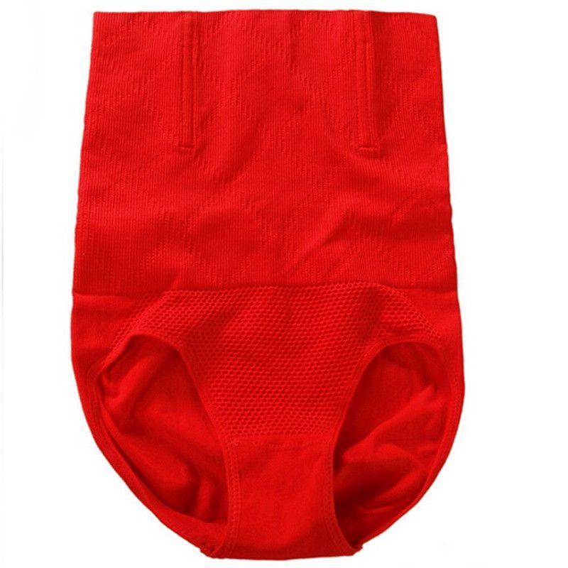 c7c9b642bd839 Seamless Women High Waist Slimming Tummy Control Knickers Pants Pantie  Briefs Shapewear Underwear Magic Body Shaper Lady Corset