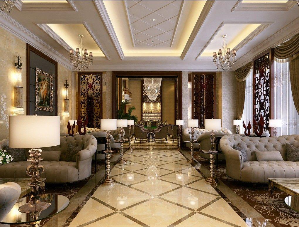 European Interior Design With Images Luxury Living Room Design