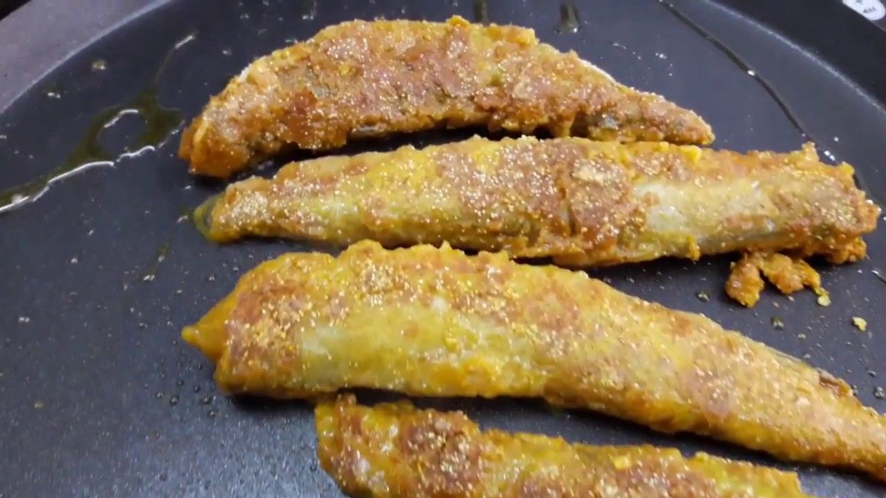Bombay Duck Fish Fry Recipe in Marathi ...