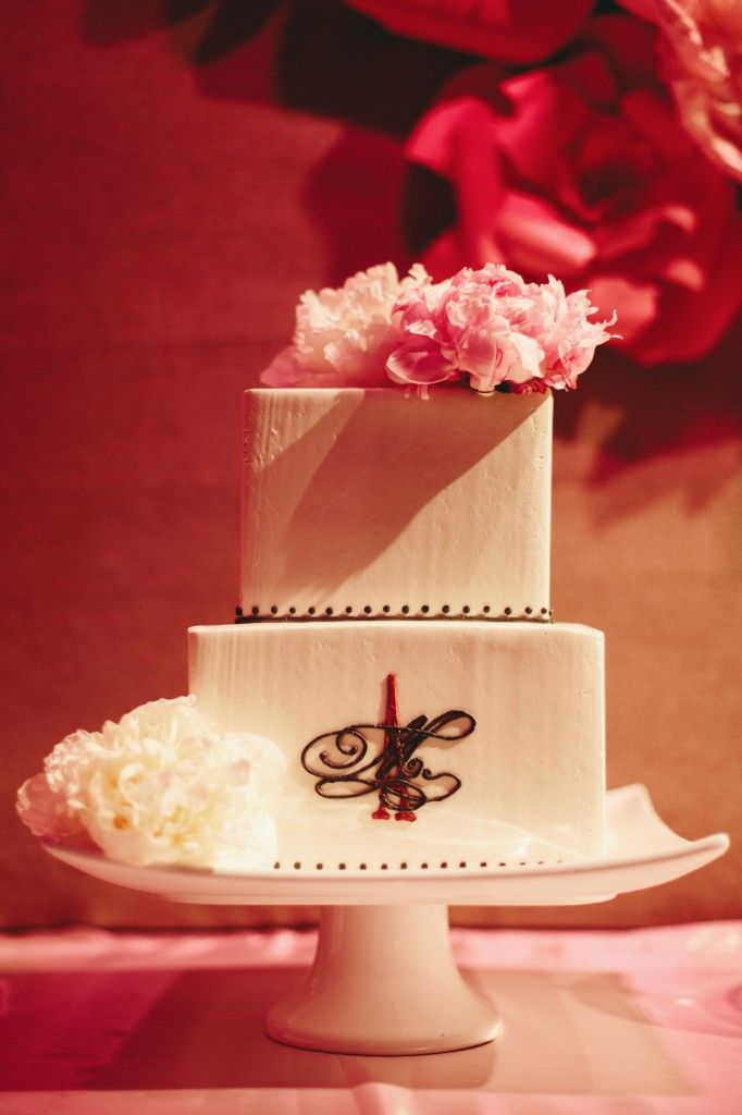 Beautiful cake by Simply Sweet Cakery ~ Seven Degrees, Laguna Beach, John Robert Woods Photographer, A Good Affair Wedding and Event Production