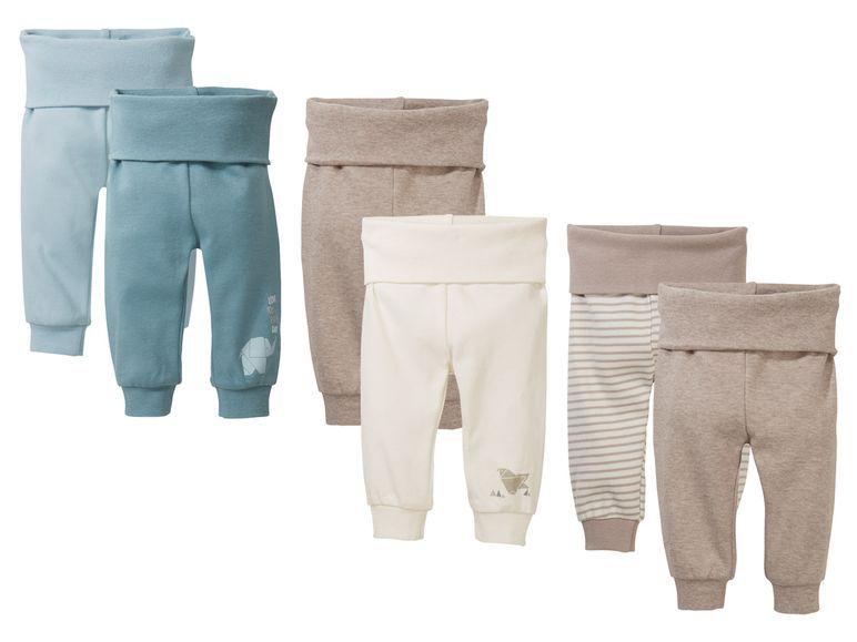 Lupilu Pure Collection 2 Baby Jungen Schlupfhosen 1 Babies Jungen 2 Baby Lidl Online