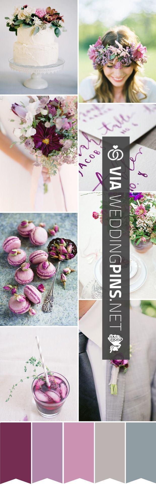 pictures Color Series 3 : Radiant Orchid Pistachio