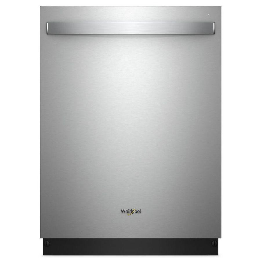 Whirlpool 47Decibel Builtin Dishwasher (Fingerprint