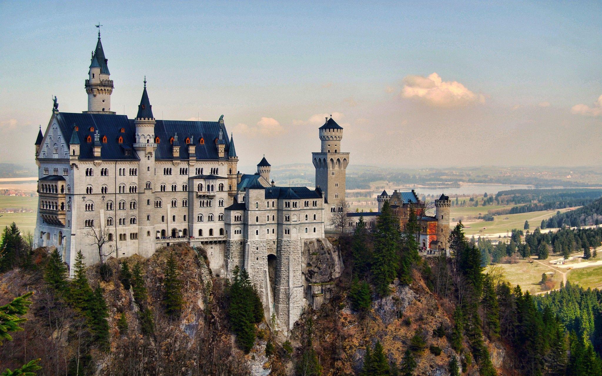 Best Places To Visit In Germany Neuschwanstein Castle