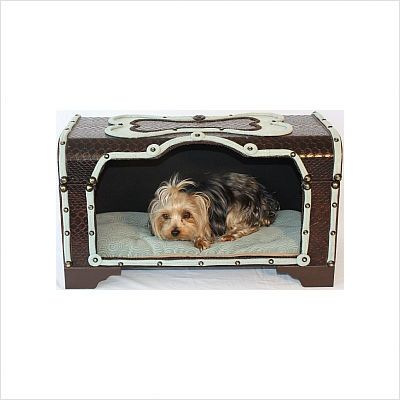 cute dog trunk/bed- Chaos would love this, he loves being in/under things!