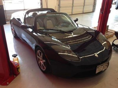 Pin by iSeeCars on Tesla | Tesla roadster sport, Tesla for sale