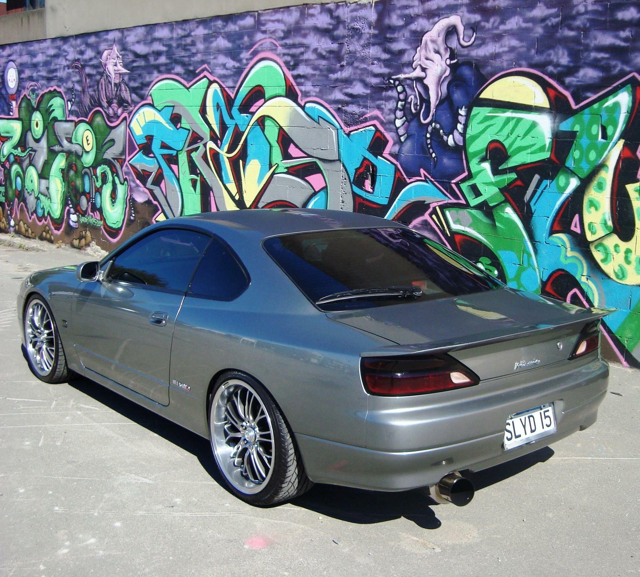 #Nissan #Silvia #S15 #JDM