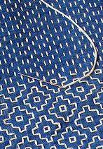 Tricozeen, la Gazette des arts de la laine par Tricotin.com   – Kreatives: Sticken  ✂️