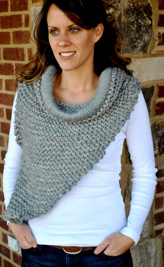 Cowl Shawl Scarf Katniss Cowl Ready to ship di chasitypetersen ...