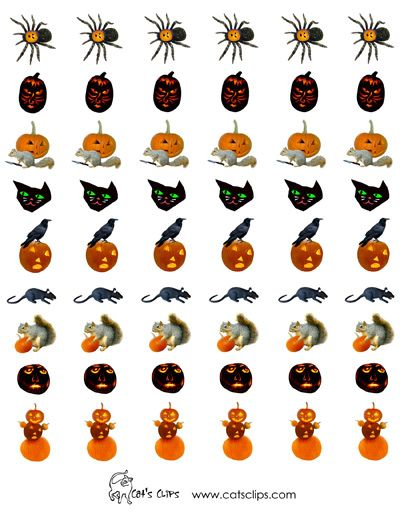 free printable halloween stickers perfectly printable freebies rh pinterest co uk