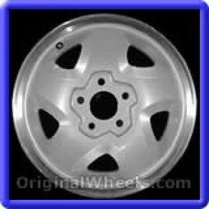 Gmc Jimmy 1994 Wheels Rims Hollander 5028 Gmcjimmy Gmc Jimmy