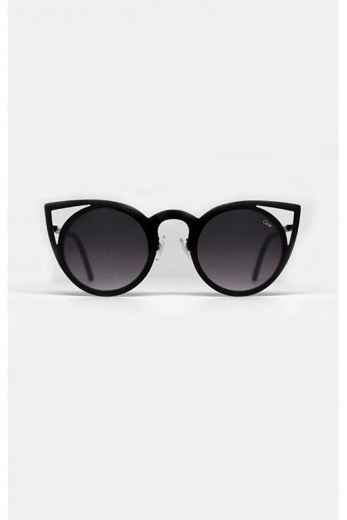 bfca6e8e3 QUAY INVADER SHADES Óculos Gatinho, Oculos De Sol Gatinho, Roupas Tumblr,  Tendências De