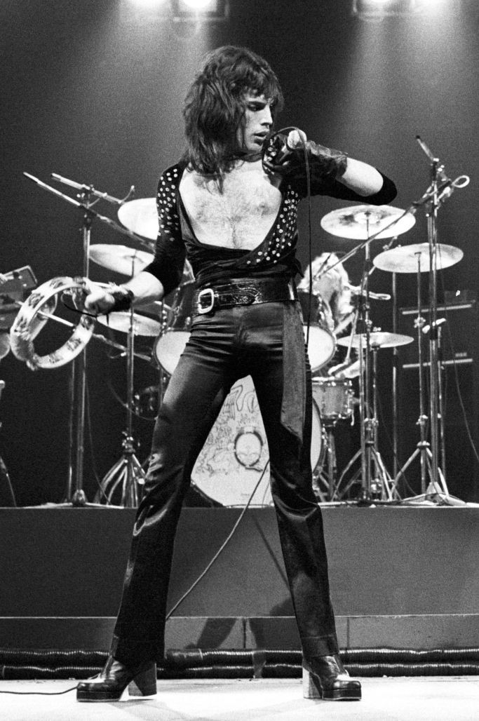 Freddie Mercury's Wildest Onstage Moments