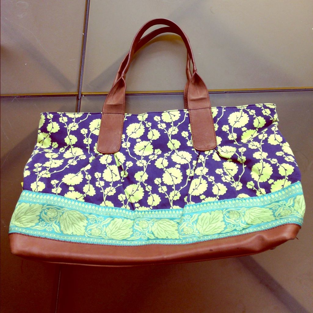 Amy Butler Tote Bag | Products | Pinterest