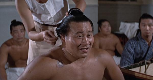 Sadanoyama Shinmatsu Sadanoyama Shinmatsu a former Japanese sumo wrestler made a cameo