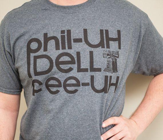 Philadelphia tshirt Pennsylvania Liberty bell