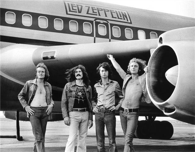 Led Zep-plane