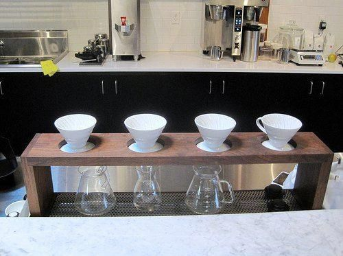 Heart Roasters - Pour Over Station