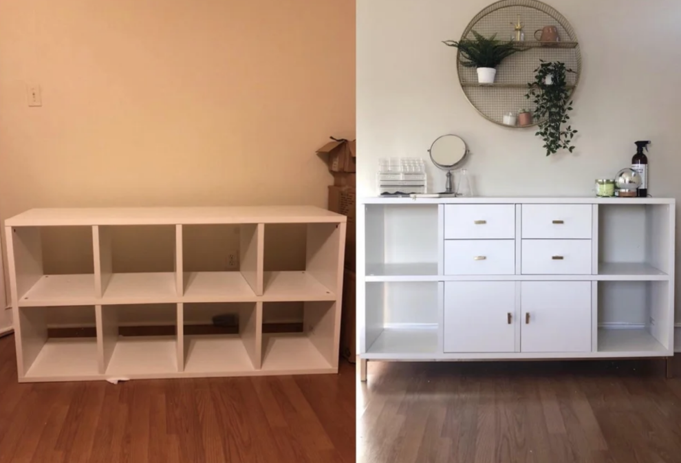 Photo of 17 Genius Ways That People Hacked Their IKEA Furniture