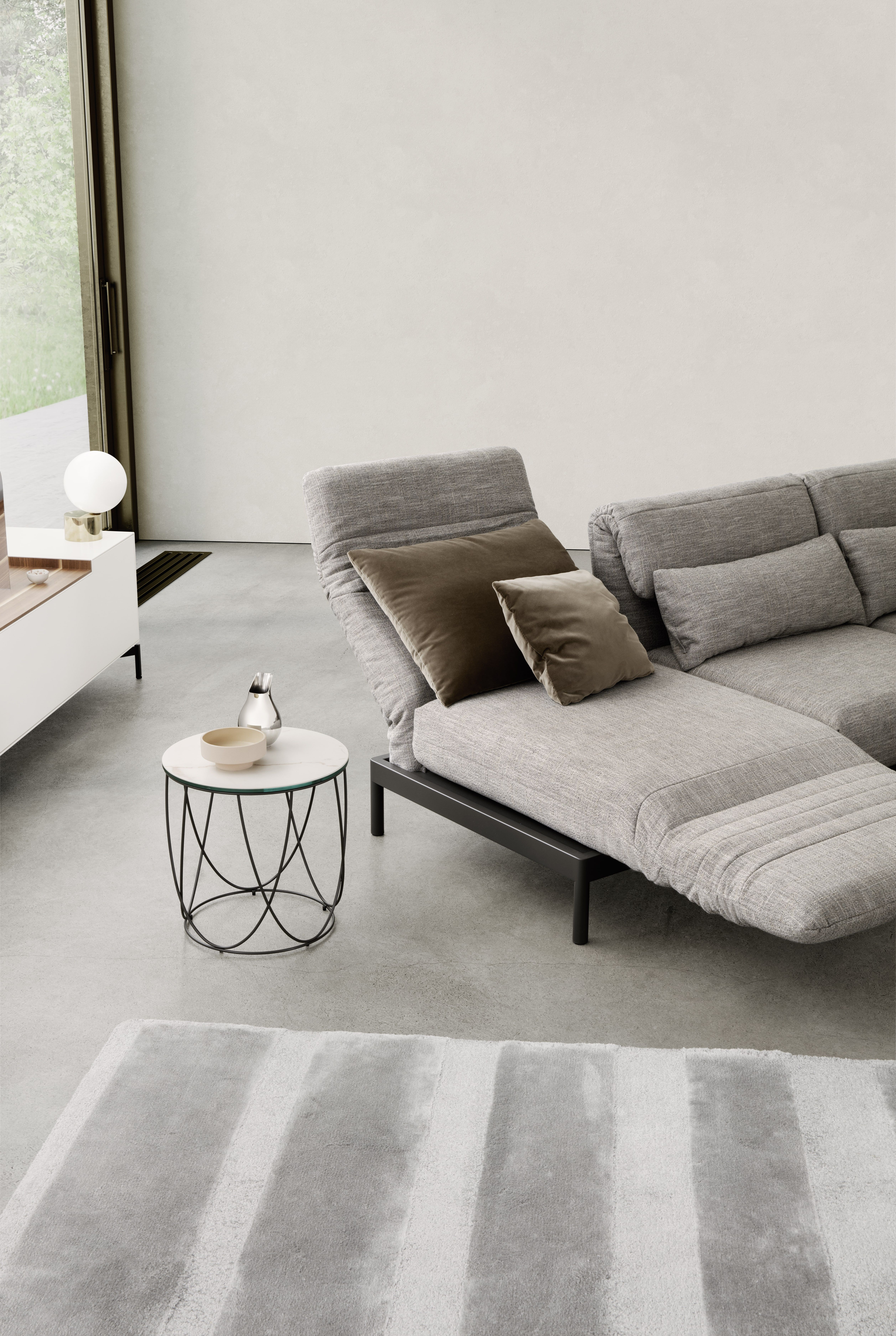Hello Home Hello Living Room Rolf Benz Plura Adapts To Your