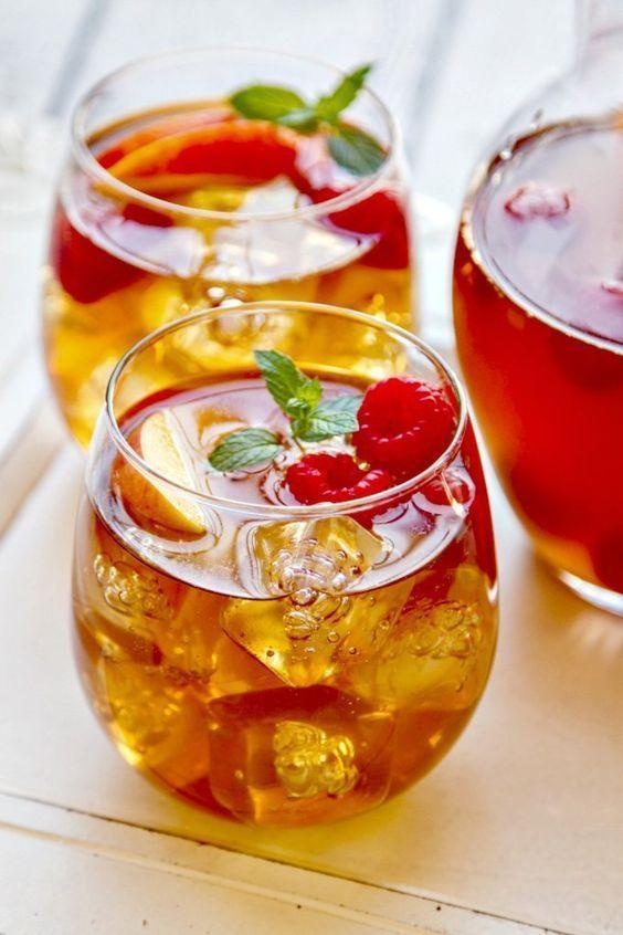 Aperol-Sprizz & Lillet waren gestern! Der neue It-Drink des Sommers heißt ... #summeralcoholicdrinks