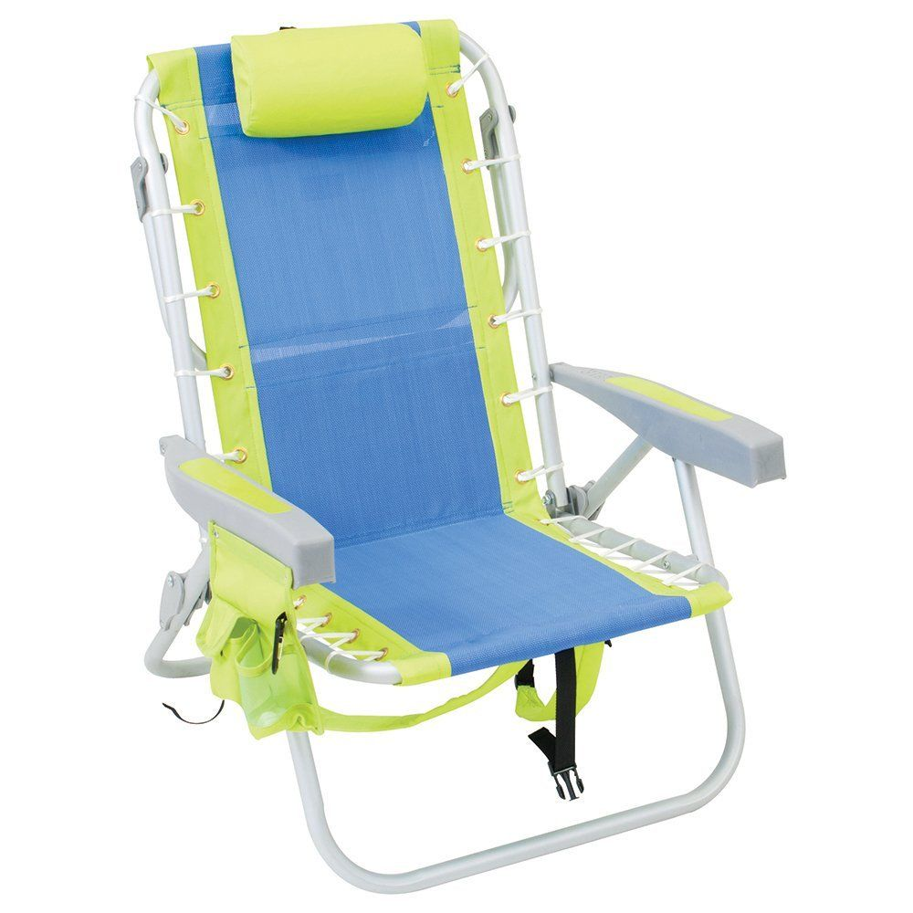 Rio Gear Ultimate Backpack Chair With Cooler Quickly View This