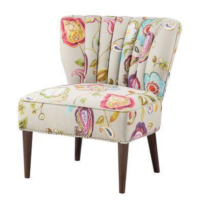 Madison Park Korey Slipper Chair Reviews Wayfair