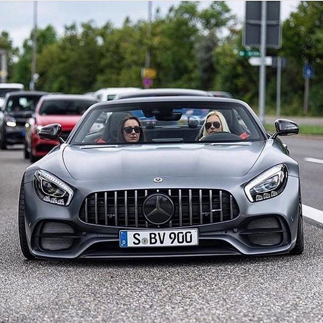 "Photo of Mercedes Benz AMG & Maybach on Instagram: ""AMG GT C  •  A…"