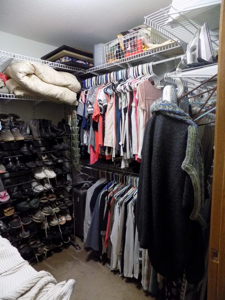 Diy closet organizer build a closet closet organization