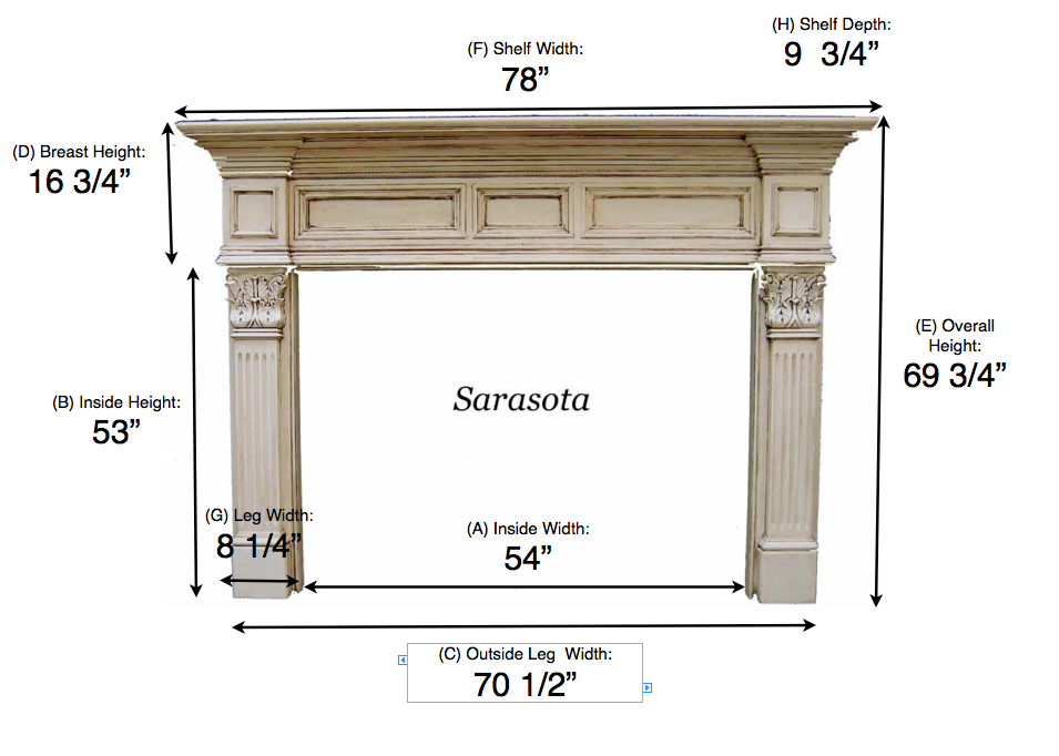 Top Fireplace Hearth Height The Mantel Shoppe The Best Thing To