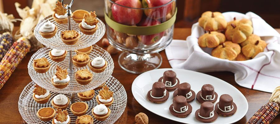 10 Cute & Creative Thanksgiving Ideas We have appetizers, side dishes,  desserts, and