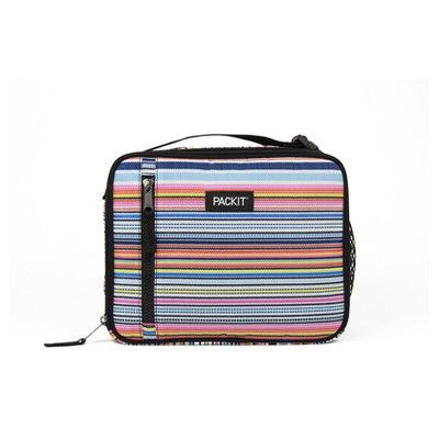 Packit Freezable Classic Lunch Box Blanket Stripe Lunch Box