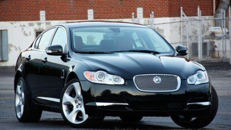 Review 2009 Jaguar XF Supercharged