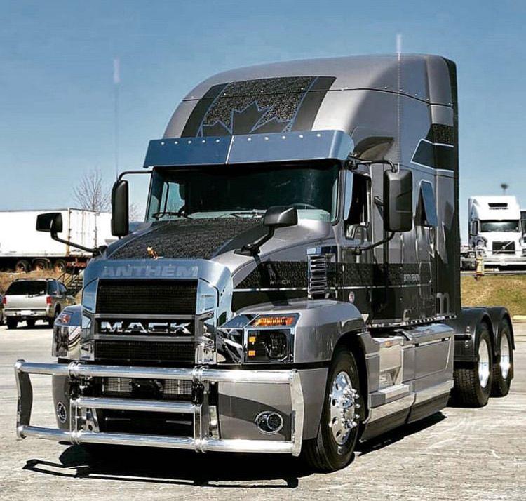 Mack Anthem Prime Mover In 2020 Mack Trucks Big Rig Trucks Trucks