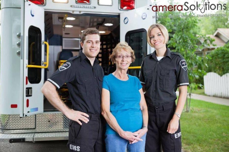 Amera solutions offers affordable medical transportation