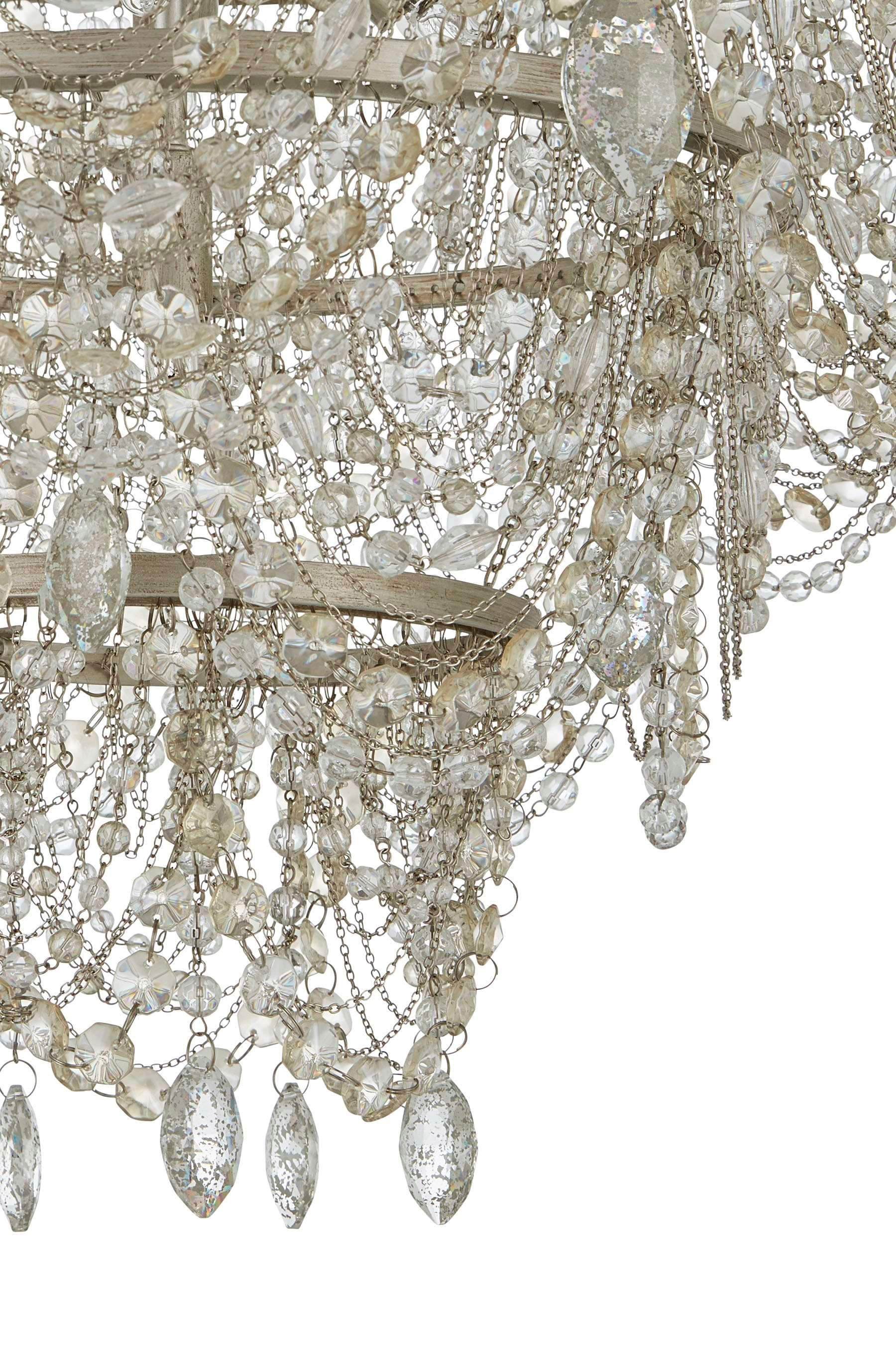 Buy Anastasia 5 Light Draped Bead Pendant from the Next UK online ...