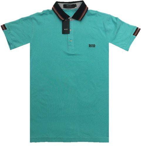 Camiseta Tipo Polo Hugo Boss Para Hombre -   99.900 en MercadoLibre ... a2f4f58fe6c9b