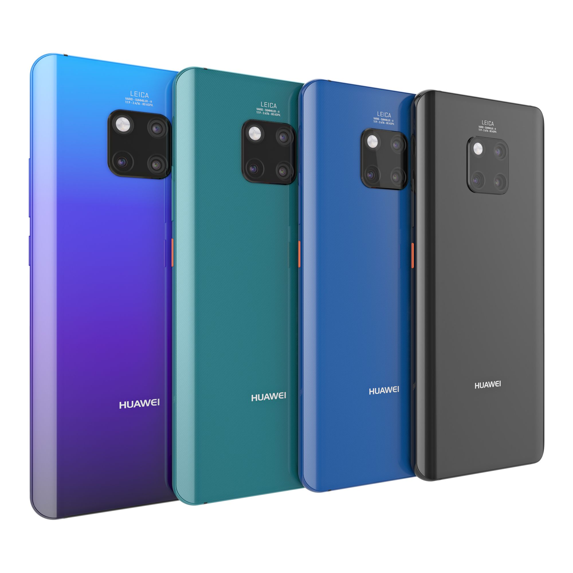 Huawei Mate 20 Pro All Color Huawei Huawei Mate Samsung Phone