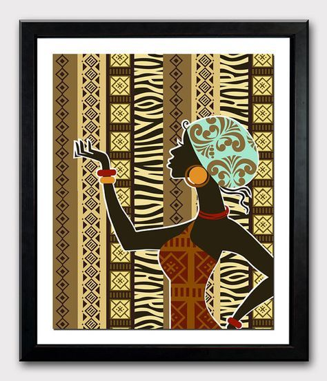 decor art zoom listing snca fullxfull woman afrocentric il african wall
