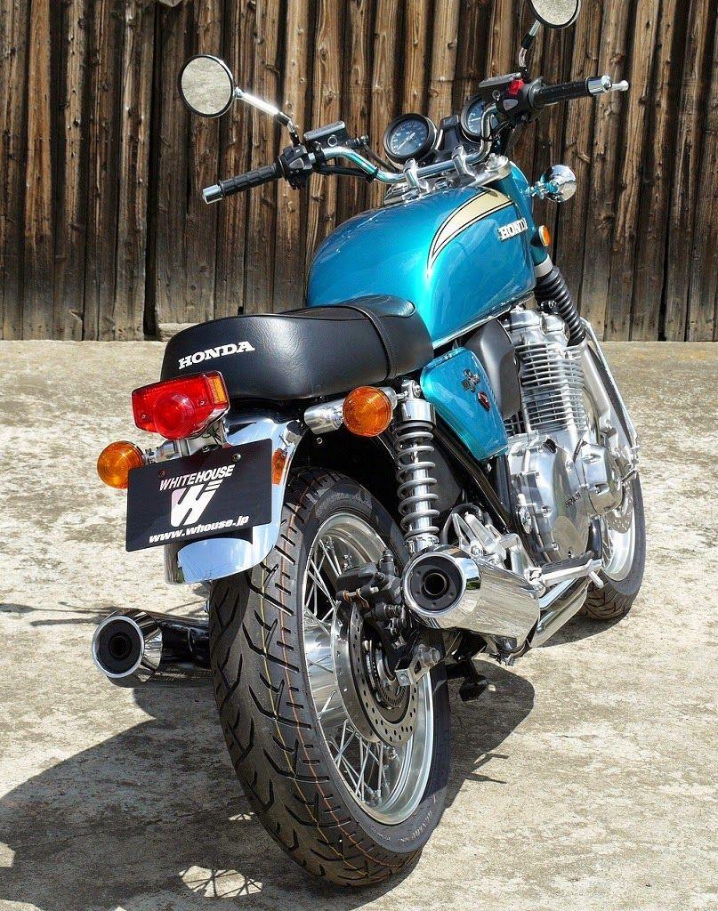 Planet Japan Blog Honda CB 1100 EX By White House