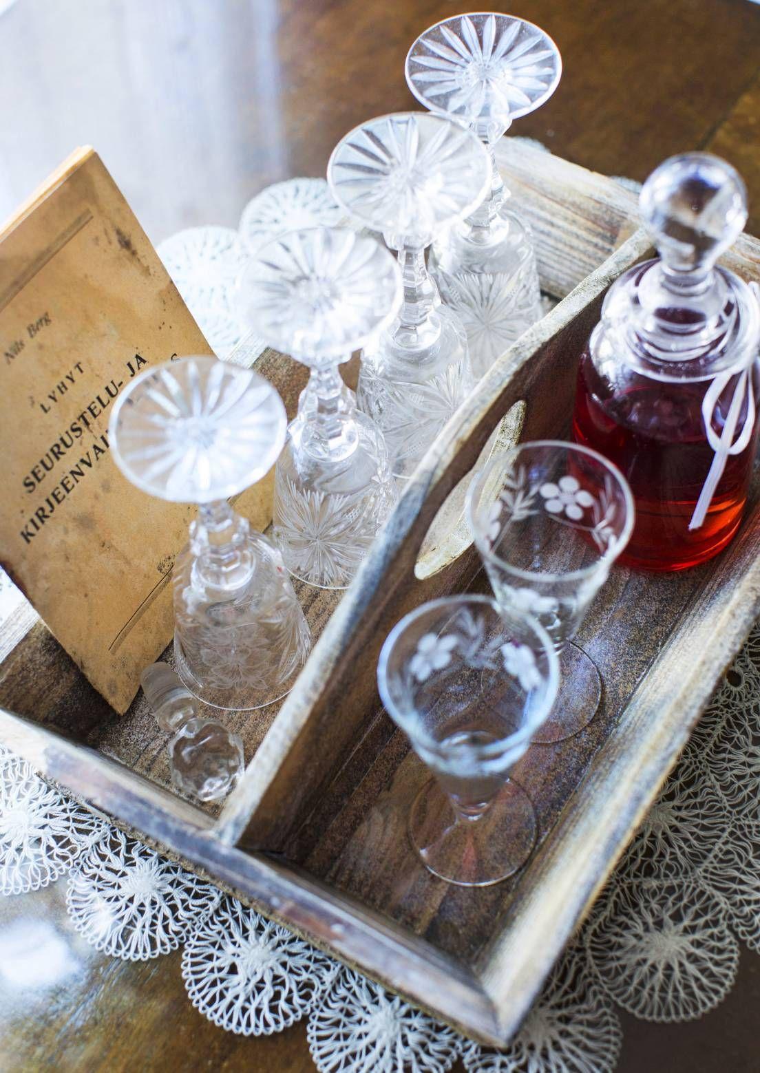 Ota astiat osaksi keittiön sisustusta – 12 ihanaa ideaa | Meillä kotona