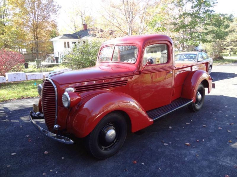 Kijiji Used Cars For Sale: Kijiji: 1938 Ford Other Pickup. A Classic Truck In Cherry