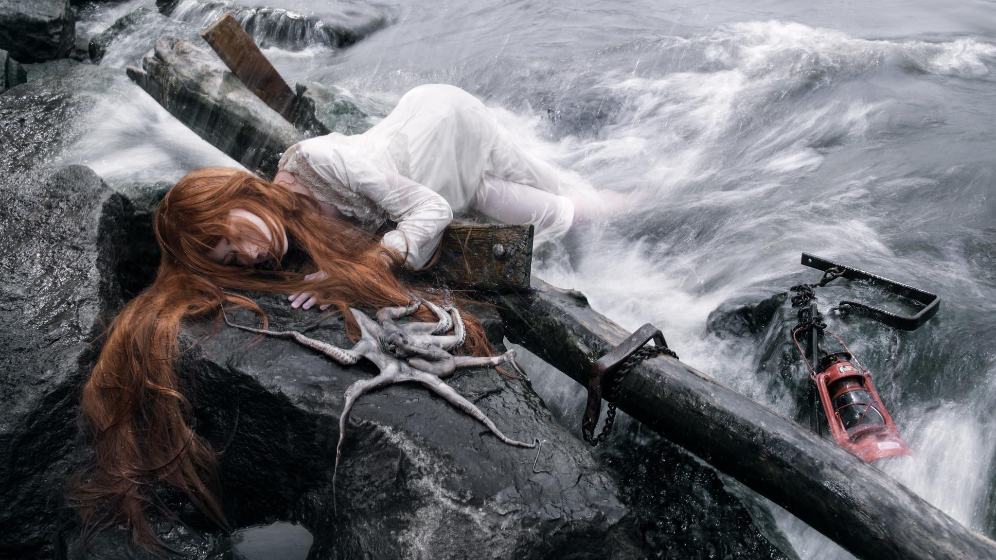 Shipwrecked by Benjamin Von Wong #photography