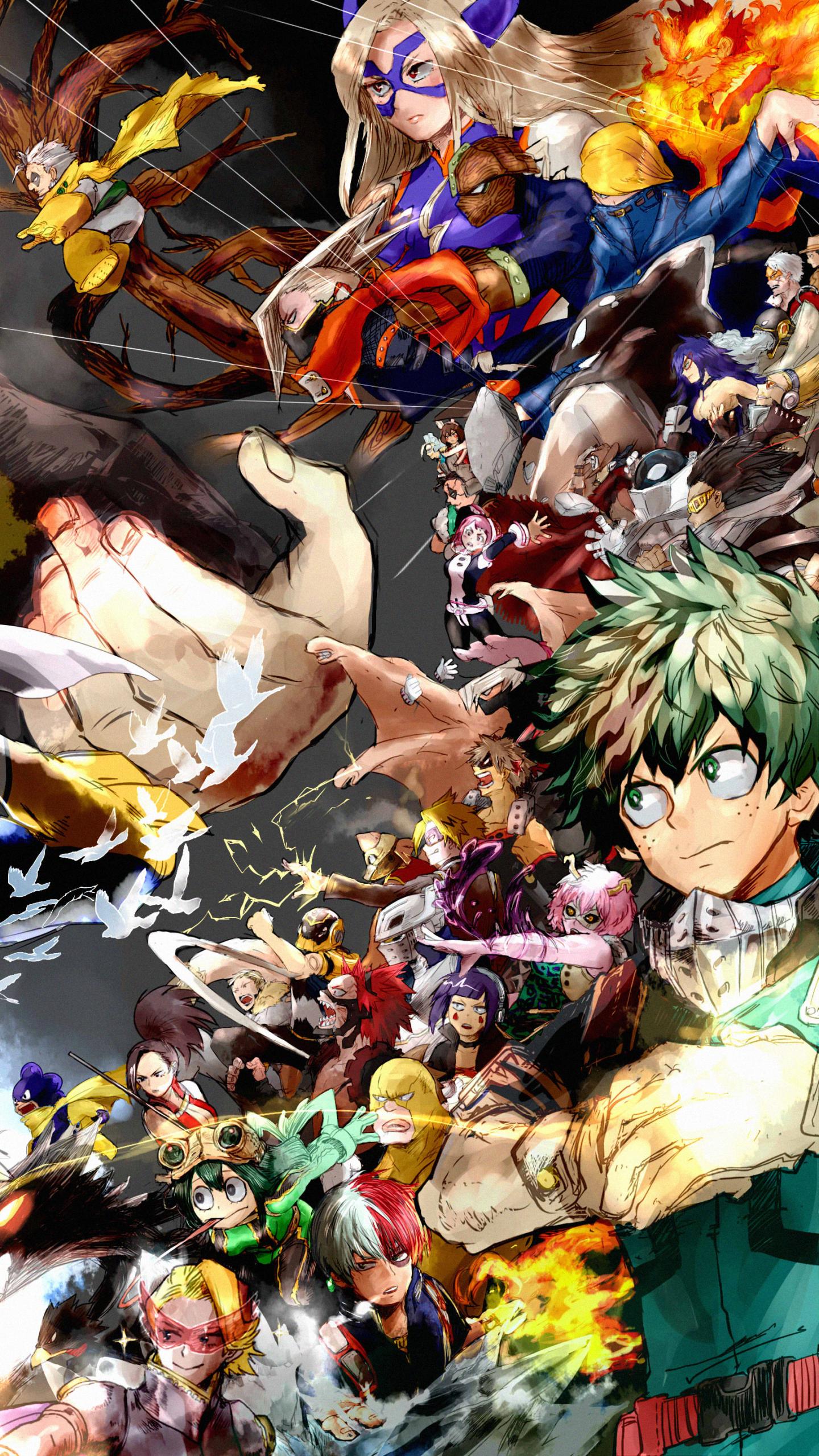 Pin By Courtney Masterson On 7 Plus Anime Wallpaper Hero Wallpaper My Hero Academia Episodes