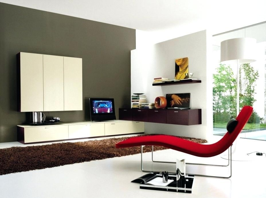 Genial Wohnwand Ecke Deutsche In 2019 Living Room Wall Units