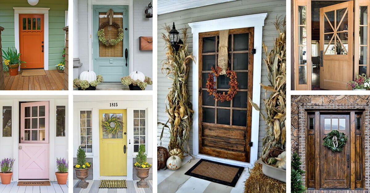 modern farmhouse interior door colors