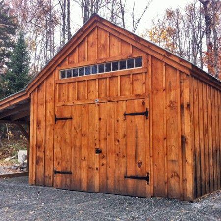One Bay Garage Pinterest Double Barn Doors Overhead Garage Door