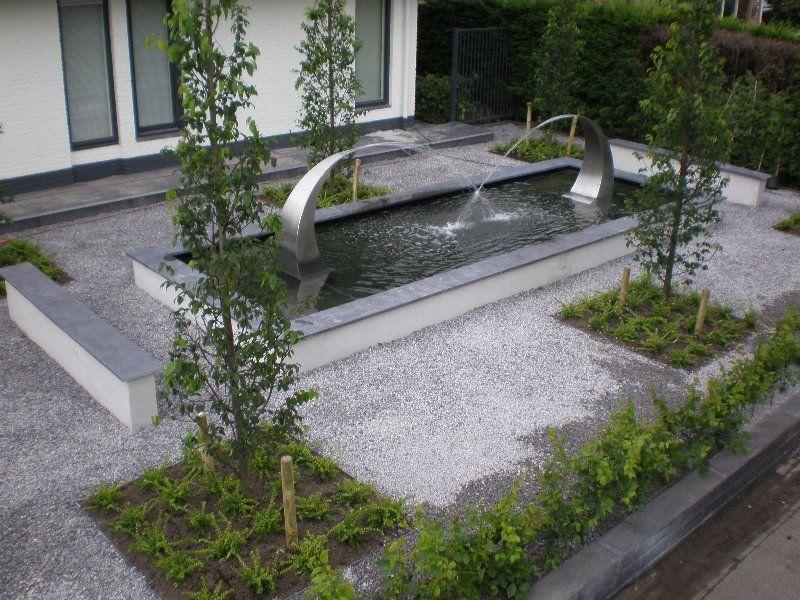 Moderne fonteinen tuin google zoeken projecten om te proberen pinterest searching for Tuin modern design