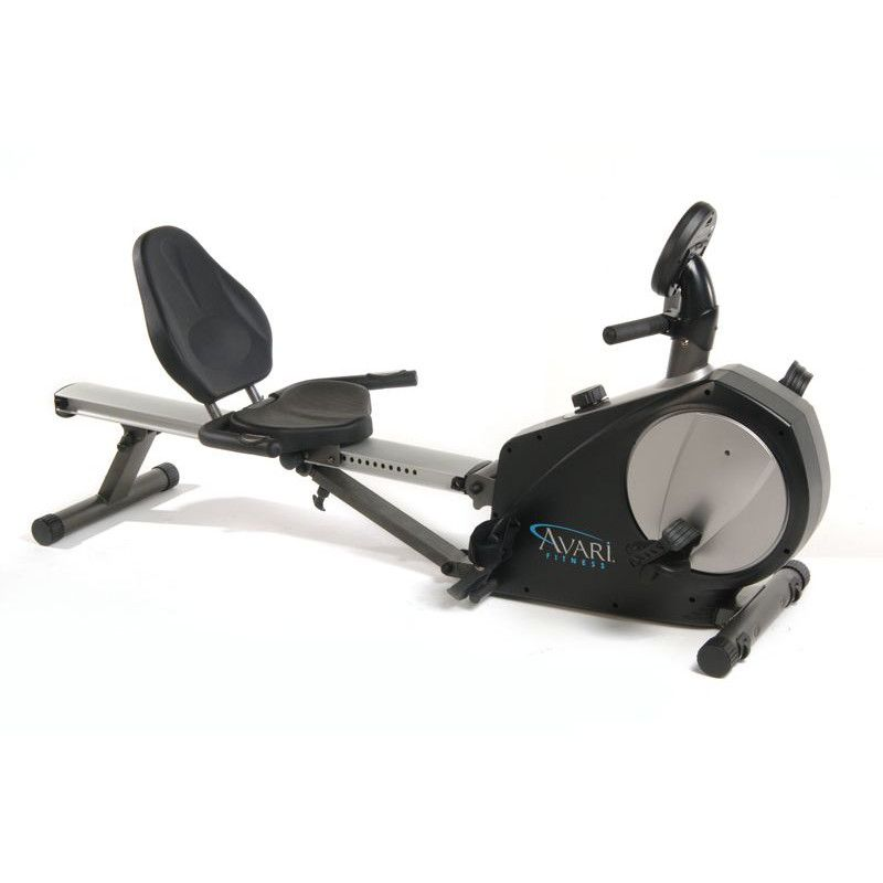 Avari Conversion Ii Rower Recumbent Bike Recumbent Bike Workout