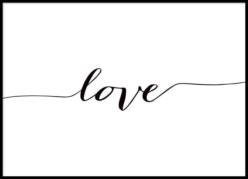 Quotes | Posters | Typographic | Desenio.co.uk | Typography Prints ...